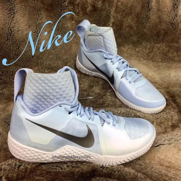 81a024934f6f9f Nike Court Flare Iridescent women s tennis shoes